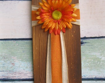 Wooden Plank Cross 4