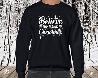 Believe In the magic of Christmas, Jumper