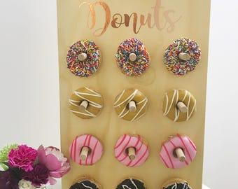 Mini Donut Wall   Donut Stand   Donut Display