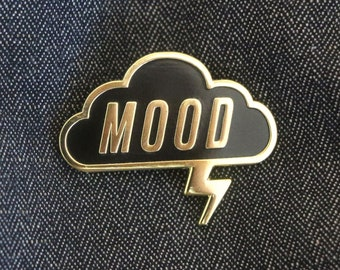Mood Lapel Pin