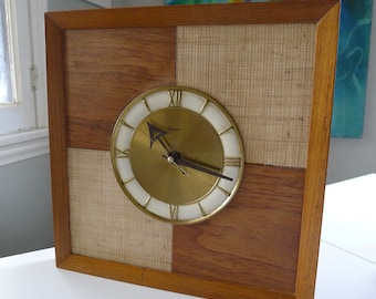 Retro Atomic Age, Sessions Wall clock
