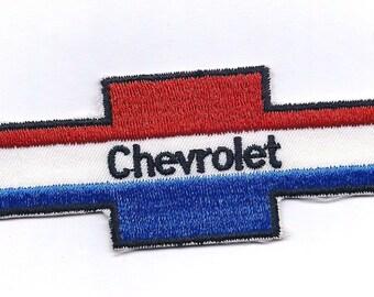 Vintage Chevrolet Car Patch