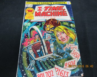 Marvel Classics Comics #2 - The Time Machine