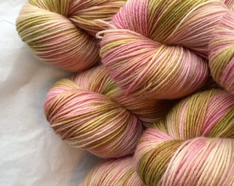 Eve's Birthday - Superwash Blue Faced Leicester 4 Ply 100g