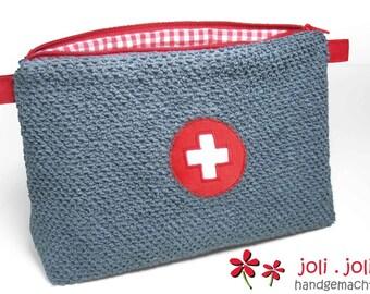 First-Aid Bag, Medicine Bag