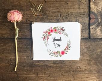 Thank You Cards. Wedding Thank You Cards. Custom Cards For Wedding. Wedding Stationery