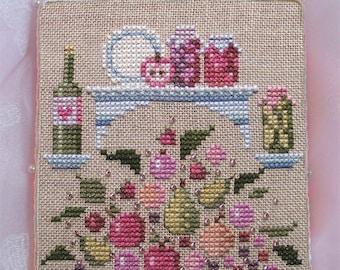 INSTANT DOWNLOAD Cross Stitch Chart for Brooke's Books Bride's Tree ornament: 6 of 12 Plenty