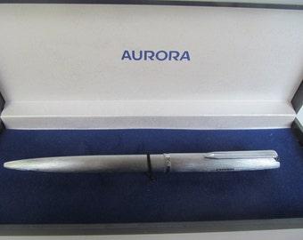 AURORA Style ball point pen - S.S - Oceanic - Writing Pen