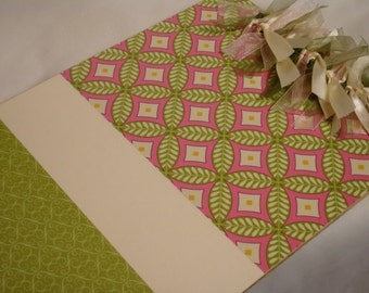 Pink and Green Clipboard HOPE