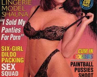 Cheri Magazine October 1995 Near Mint condition Mature