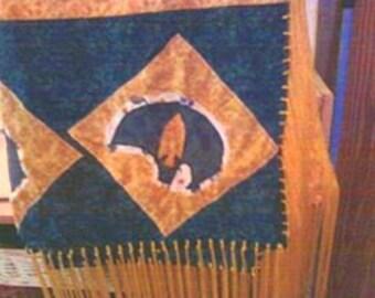 Ceremonial Shawl, Prayer Shawl, Sundance Shawl, Pow Wow Regalia