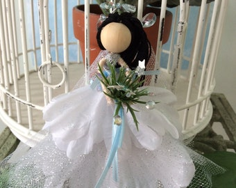 Bridal flower fairy