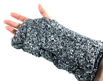 Wrist Wrap, Heating Pad, Heat Therapy, Microwave, Flax & Rice Bag, Cold Pack, Pain Relief, Carpal Tunnel, Arthritis, Tendinitis, Ships FREE