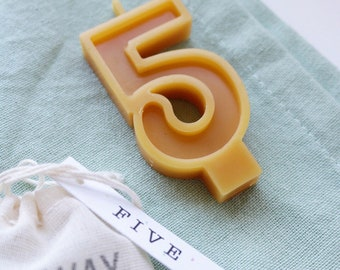 Birthday Candles/Numbers