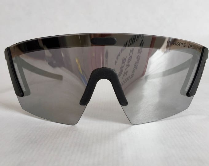 Porsche Design F 0.8 Folding Vintage Sunglasses - Full Set - New Old Stock