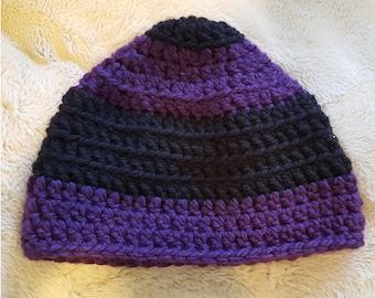 Handmade women's crochet hat