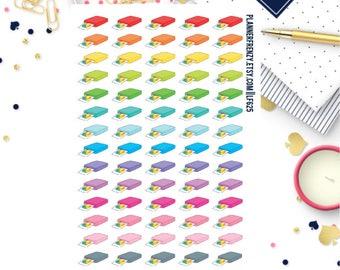 70 Photo Printer Planner Stickers! LF625