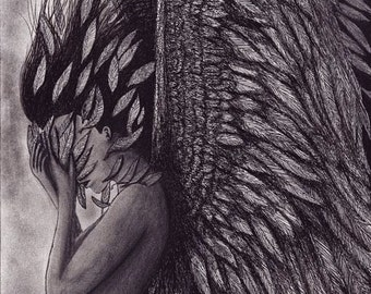 Sophia ANGEL print
