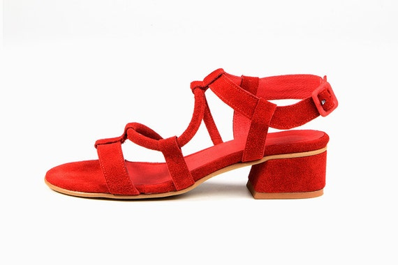 Red Shoes Red Sandals Comfortable For Wide Work Shoes Vegan Womens Vegan Shoes Summer Sandals Sandals Designer Sandals Leather BnrWB0q