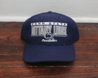 Penn State Nittany Lions Snapback vintage ballcap hat sports specialties NCAA university hat