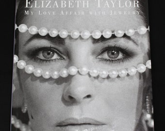 Elizabeth Taylor: My Love Affair with Jewelry   -  Coffee Table Book