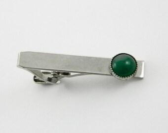 Brunswick Green Tie Clip