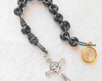 St Benedict gratitude beads