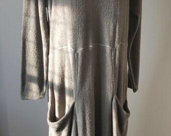 BARABARA SPEER dress cotton xl T