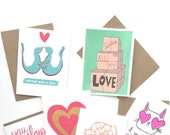 Love Collection ~ 6 cards for 20!