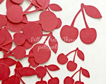 Cherries Die Cuts, Cherries Confetti, 15 Ct.