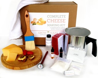 DIY Complete Cheese Kit