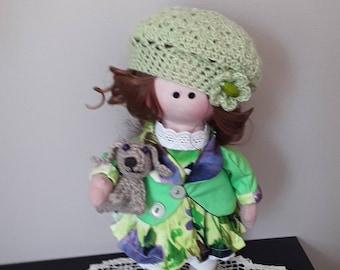 Claudia doll