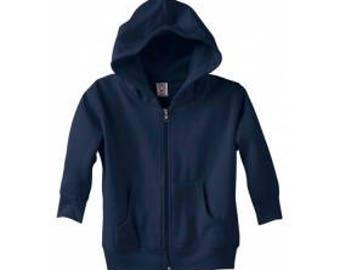 Full zip sweatshirt, toddler size CUSTOMIZED!