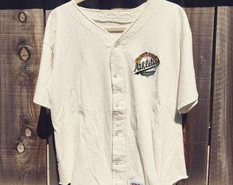 Vintage Athletics Jersey TShirt