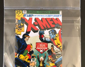 X-Men Comic Cover Fridge Magnet