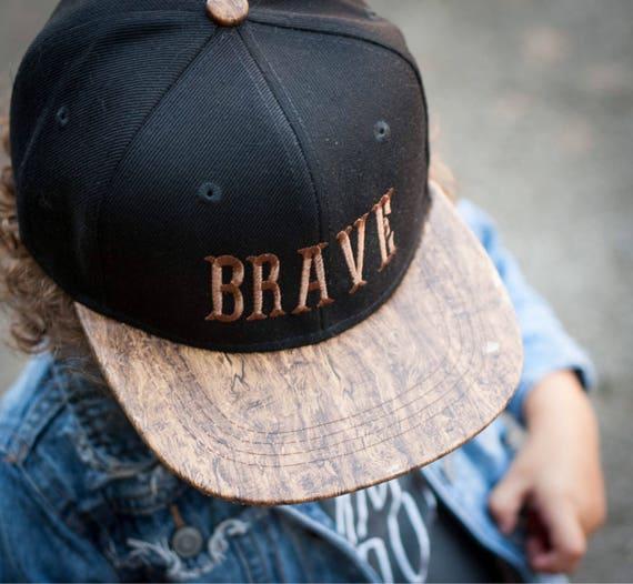 BRAVE Snapback-Kids Hat
