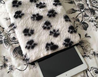 Cat Dog Paw Print - Carry Bag