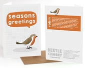 Seasons Greeting Card - p...