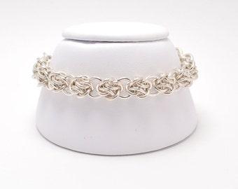 Four Winds Bracelet in Sterling Silver