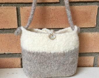 Little Wool Felted Bag
