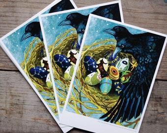 Crow Nest Postcard