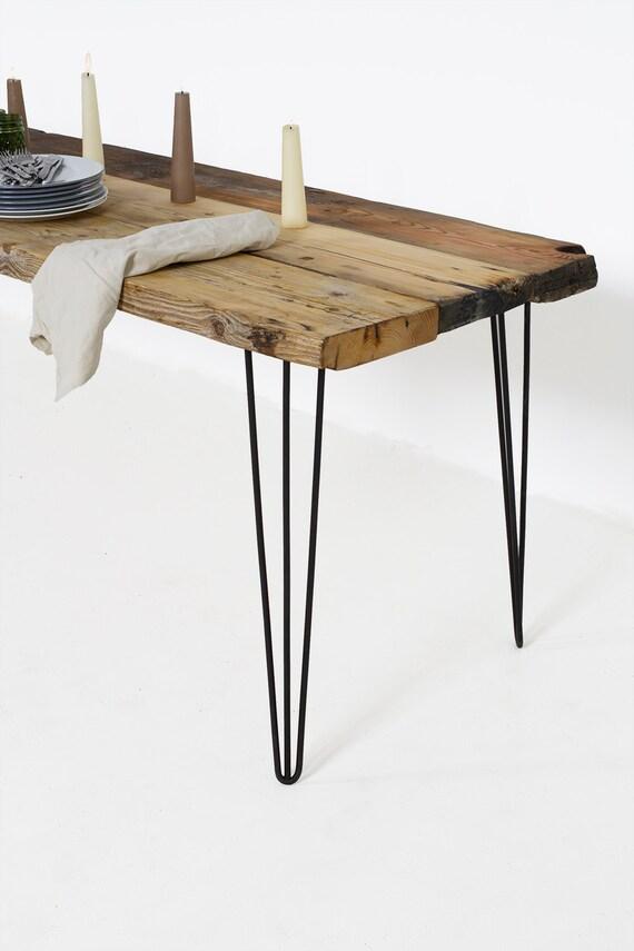 Industrial Esstisch Küchenablage oder Schreibtisch mit