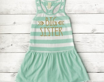I'm a Big Sister Dress