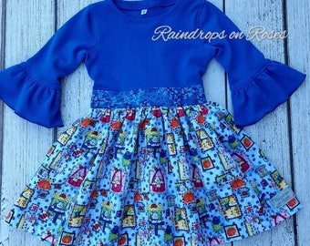 Kitty Lover Dress