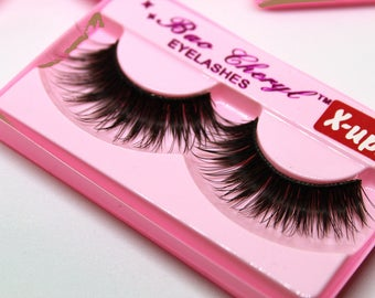 Fake eyelashes for BJD Pullip and Blythe dolls