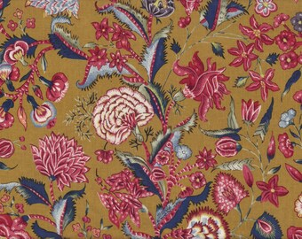 Dutch Heritage Chintz Quilting Cottons 5 colours, 110cm wide