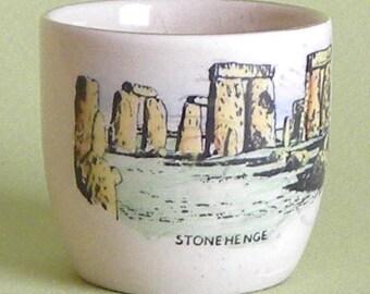 Souvenir Egg Cup - Stonehenge