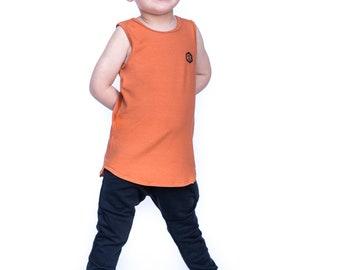 baby boy shirt / Boys tank top / Boys clothing / Boys Top / Toddler tank / summer tank /toddler shirt /baby shirt / trendy kid