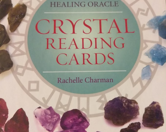 Featured listing image: One Card Spread Complete With Documents and Support Crystal. Please Read Item Details