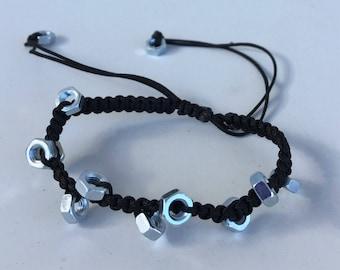 Bracelet, Macrame bracelet, Bracelet for Men, Handmade, Egst, Anniversary Gift  for Him, Greek jewelry, Elegant, Made in Greece